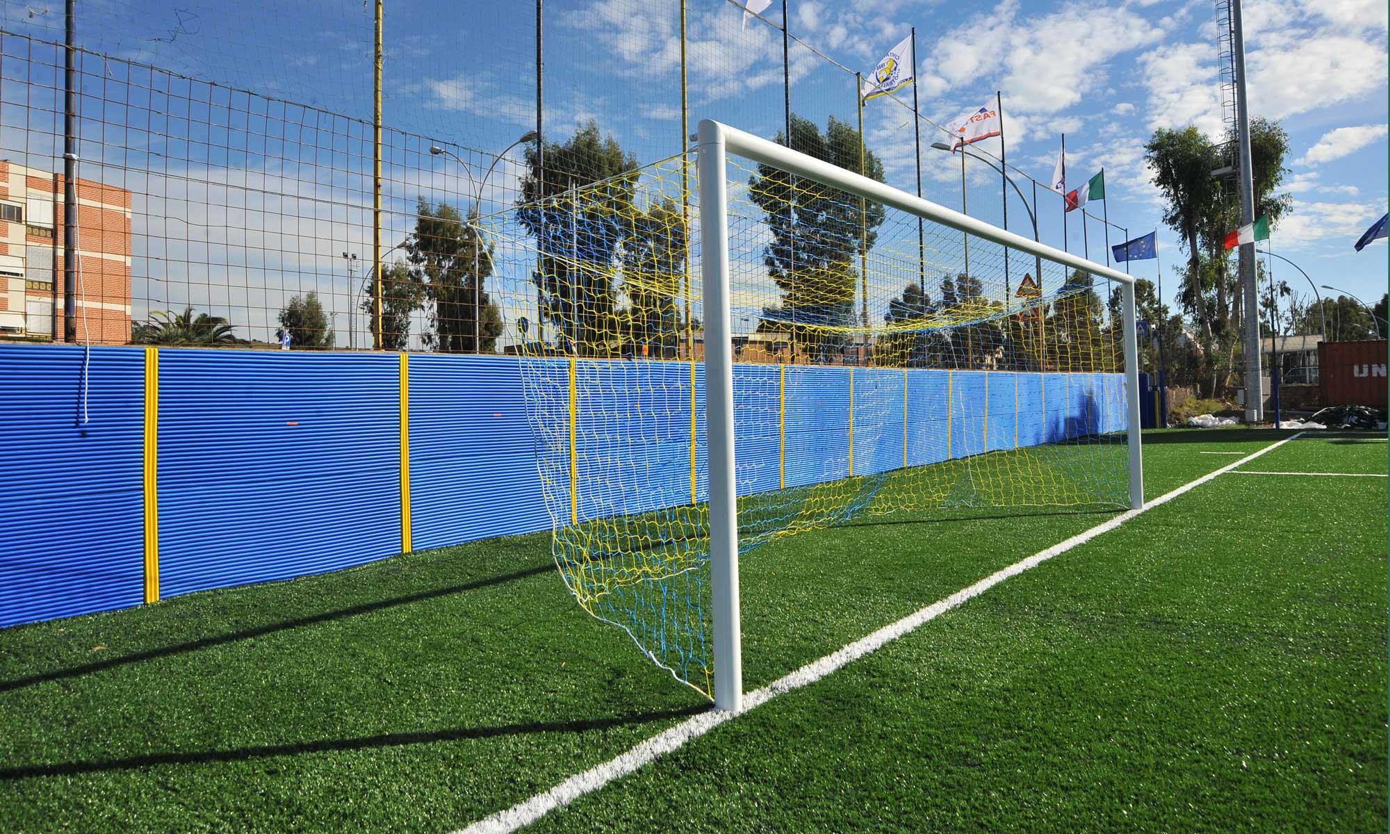 Protezioni per impianti sportivi